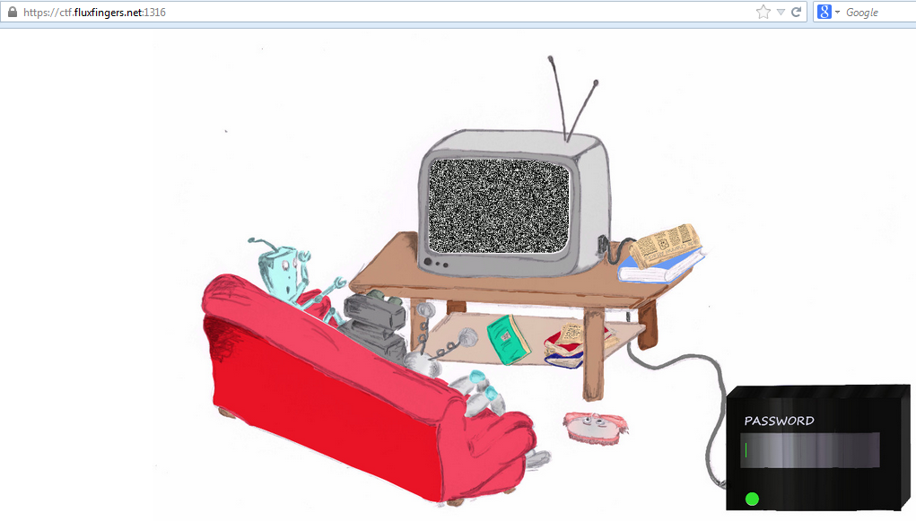 Pay TV homepage